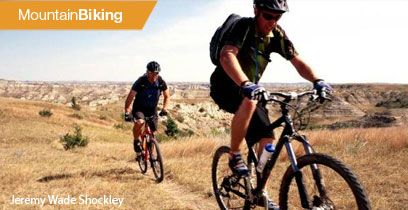 Mountain Bike Tours of the Maah Daah Hey Trail in North Dakota