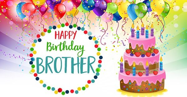 Happy birthday wishes for brother  Inspiring, funny