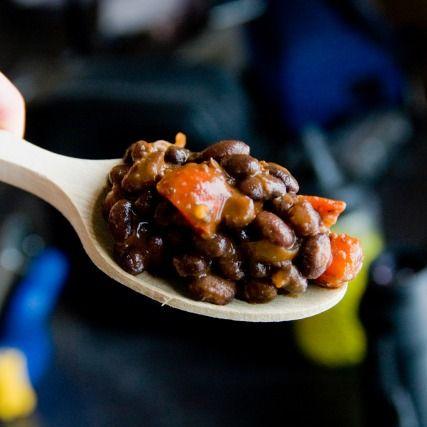 Recette - Chili aux haricots noirs   Notée 4.2/5