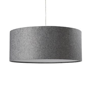 $149 from West Elm. Only 150W though. Is that bright enough for the dining room? Also comes in linen or black.