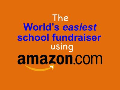 School fundraiser idea: Use Amazon Associates Program. WOW- this is PEFECT for my school! Seriously easy. I need to pin this now and save for later!