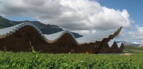 Испанская винодельня «Бодегас Исиос» в Сан-себастьяне