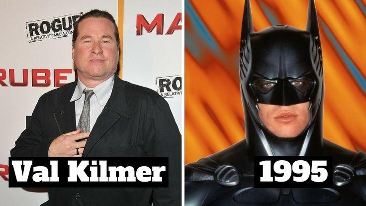 All Batman Actors - The 9 Actors Who Have Played Batman