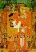 """Camelot: """"In short, there's simply not  A more congenial spot  For happily-ever-aftering than here  In Camelot."""""""