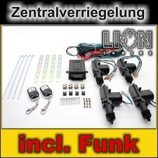 Zentralverriegelung Funkfernbedienung VW Polo 1 2 3 4 6N 6N2 9N 86c Derby Caddy