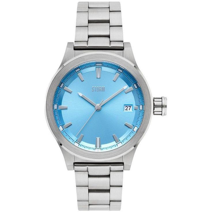 Black Friday On  20% Off Code: BF2017  Reloj Storm Wyrex Light Blue  #blackfriday #alicante #relojes #dailywatch #watches