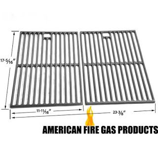 Grillpartszone- Grill Parts Store Canada - Get BBQ Parts,Grill Parts Canada: Sonoma Cooking Grid | Replacement 2 Pack Cast Iron...