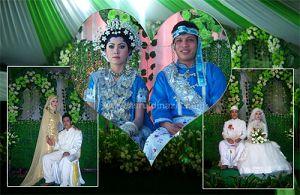 Makassar.in – Upacara perkawinan di daerah Sulawesi Selatan banyak di pengaruhi oleh ritual-ritual sakral dengan maksud supaya perkawinan berjalan dengan lancar serta kedua mempelai memperoleh barokah dari Sang Pencipta. Tata cara upacara pernikahan adat Bugis Makassar