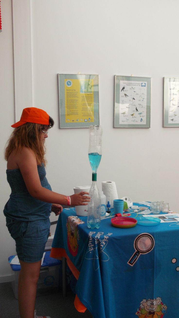 E porque com a diversão também se pode aprender, que tal um atelier da Ciência divertida? Vários ateliers disponíveis nas festas de aniversário da Marina Parque das Nações!