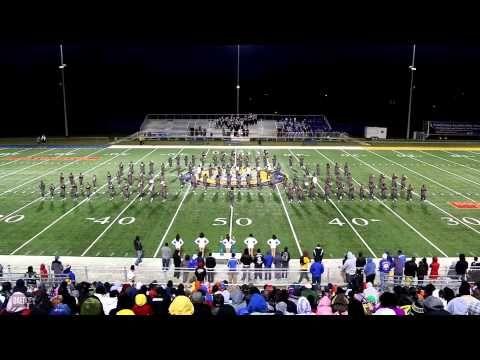 Baker High School @ BOTB 2013
