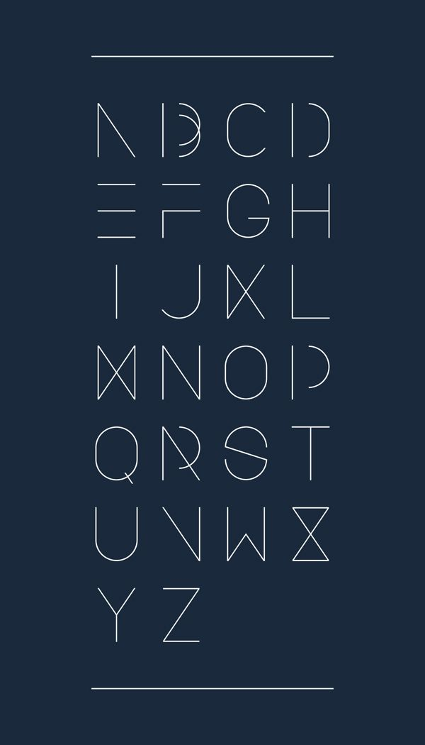 Urban Font by Design Devision