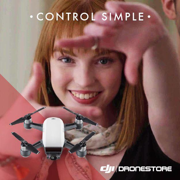 ¡Haz un #Gesto con tus manos y listo!Así de fácil es tomar fotografías con el DJI #SparkConsigue el tuyo #Ahorahttps://goo.gl/S7Cdfb
