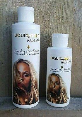 Nourishing Hair Growth Oil Liquid Gold Hair Oil Coconut Oil Rosemary