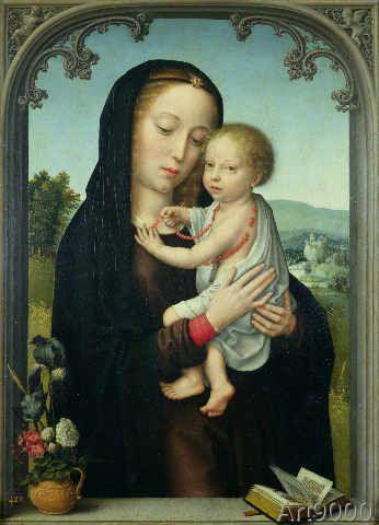 Gerard David - Virgin and Child