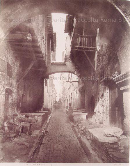 Via di Pescheria (scomparsa)