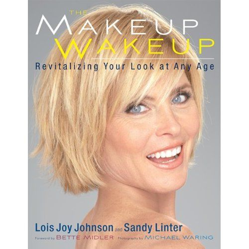 Sandy Linter Makeup Wakeup - great book!