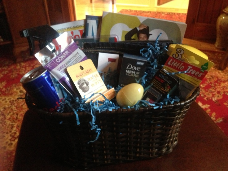 40 best fathers day ideas images on pinterest presents gift ideas mens easter basket negle Choice Image