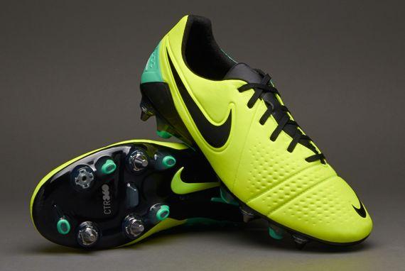 Nike CTR360 Maestri III SG Pro - Volt/Green