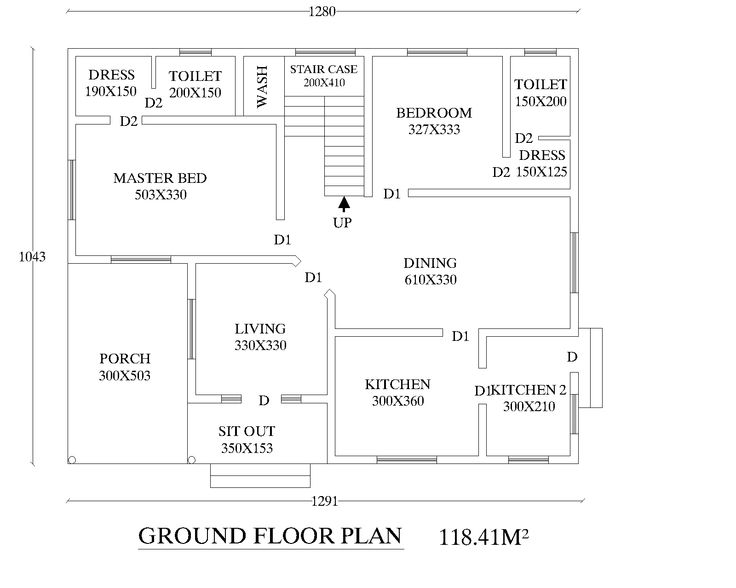 South Indian Traditional House Plans Google Search Basement House Plans House Plans Traditional House Plans