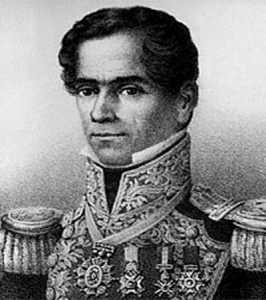 February 23, 1836, Santa Anna arrives at the Alamo. http://www.texansunited.com/blog/february-23-1836-santa-anna-arrives/