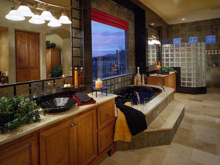 Sonora vista master bath debra may himes interior design for Bath remodel scottsdale