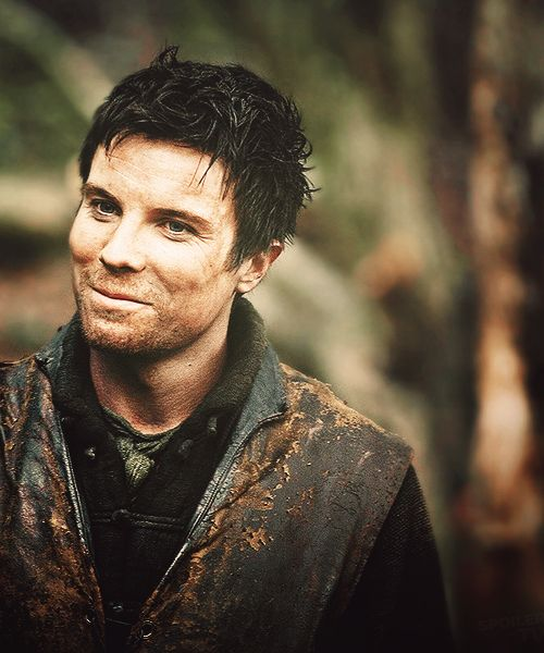 Robert Baratheons natural born son - Gendry (Did I mention that I'm absolutely, positively in love with him!?)