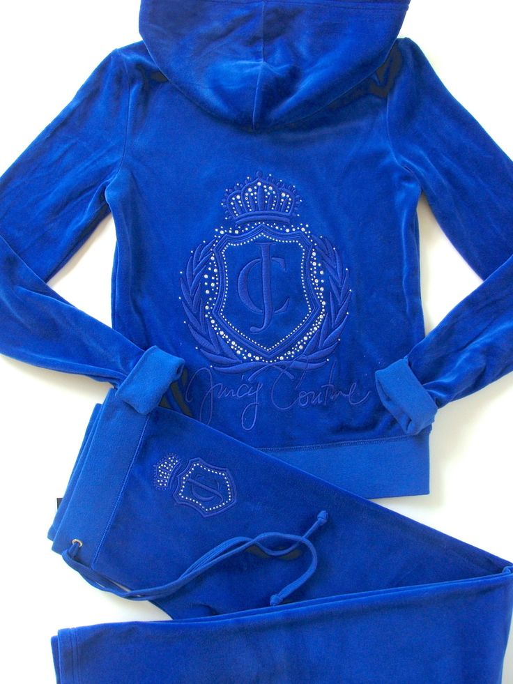 10 Best Ideas About Juicy Couture Tracksuit On Pinterest