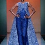 Bongiwe Walaza @ Mercedes Benz Fashion Week Africa 2013 – South Africa