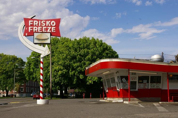 Frisko Freeze Drive-in - Tacoma, WA