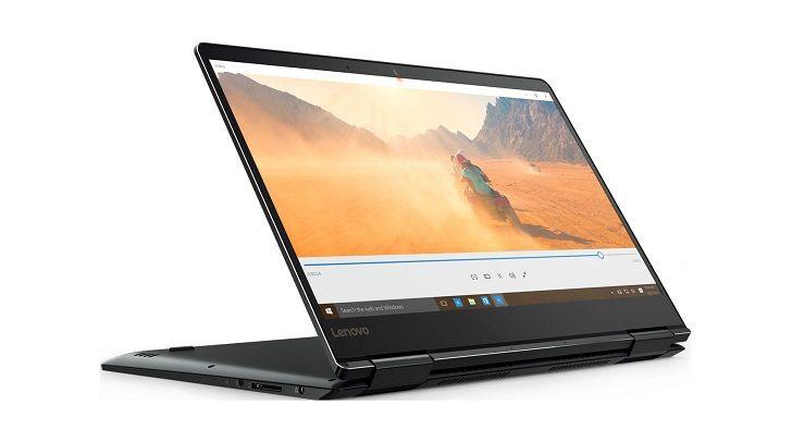 PC Hybride Lenovo YOGA 710-14ISK-18FR pas cher prix Soldes Boulanger 749 € TTC au lieu de 899 €