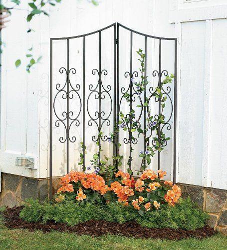 garden trellis | each piece in our exclusive garden trellis collection is beautifully