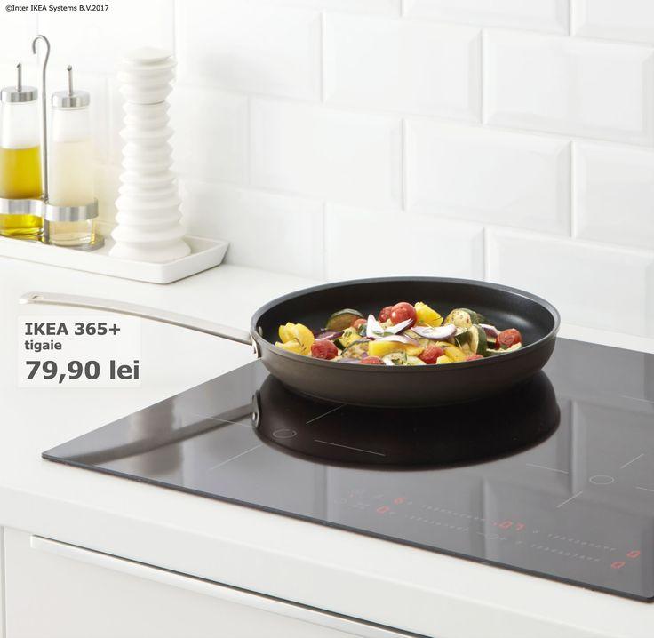 Gătește orice și adună-i pe toți cei dragi la masă. Până pe 23 aprilie, toate tigăile noastre au o reducere de 20% pentru și mai multe gustări.  Oferta este valabilă în perioada 03-23 aprilie, pentru membrii IKEA FAMILY, în limita stocului disponibil.