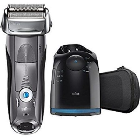Braun Series 7 790cc review (2018) details amazing features of Series 7 790cc electric shaver. Discover also Braun Series 7 790cc best price.