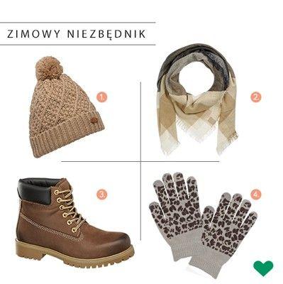 Gotowi na zimę? Jeśli nie, w salonach Deichmann znajdziecie ciepłe oraz modne zestawy obuwia i dodatków w promocyjnych cenach!