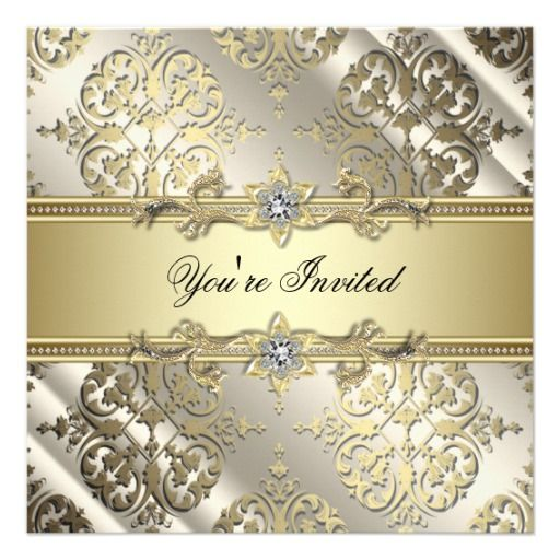 ==>>Big Save on          Elegant Black Gold Damask Party Personalized Announcements           Elegant Black Gold Damask Party Personalized Announcements so please read the important details before your purchasing anyway here is the best buyHow to          Elegant Black Gold Damask Party Per...Cleck Hot Deals >>> http://www.zazzle.com/elegant_black_gold_damask_party_invitation-161899420521134175?rf=238627982471231924&zbar=1&tc=terrest