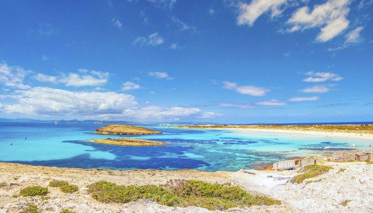 7. Playa de Ses Illetes, Formentera,Spagna