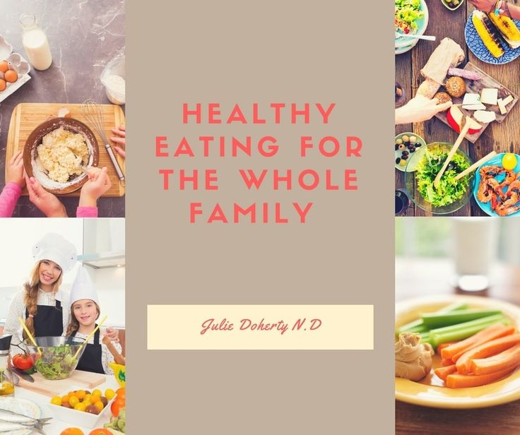 A Healthy Family = Happy Life! Learn How to Bring Changes for Healthy Eating: Not Just for You but the Whole Family>>>>>https://juliedoherty.net/getting-your-family-eating-healthy/#