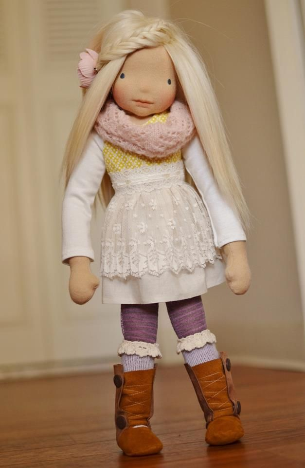 BOOTS!!!!! The whole outfit is amazing!!  Glimmer Row Boutique Dolls- Tilda