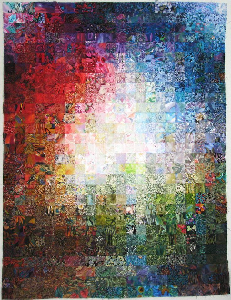 Exuberant Color: colorwash