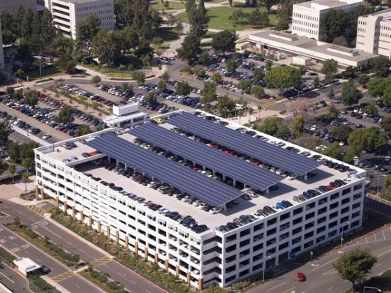 #CSUF noticed for solar power Campus ranks No. 7 in Energy Digital Magazine's Top 10 list of universities in the country for use of solar power.