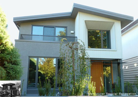 Image result for vancouver special exterior
