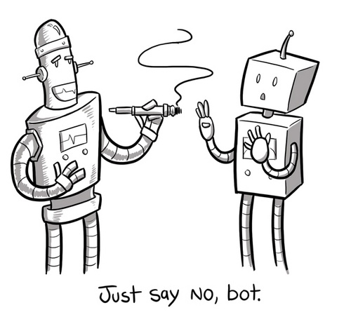 38 best images about robots on pinterest kitty cats - Wanduhr digital groay ...