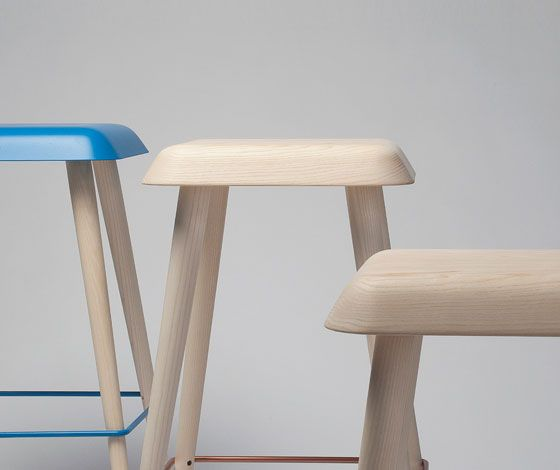 Simple Daddy Longlegs Bar Stools Furniture Design By Martin Solem