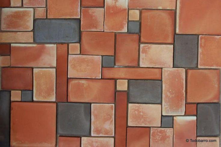 La composición de Mondrian es una simple adición de diferentes formatos del sistema MAYA encajados de modo libre. El nombre, unido a la combinación simple de tonos, evoca las cuadros del movimiento De Stijl. Por otro lado permite dar un efecto clásico de calzada romana usando piezas envejecidas de una sola tonalidad. La sensibilidad y destreza del instalador cobran protagonismo en este aparejo por su componente casual. Personalizables en colores y texturas disponibles.