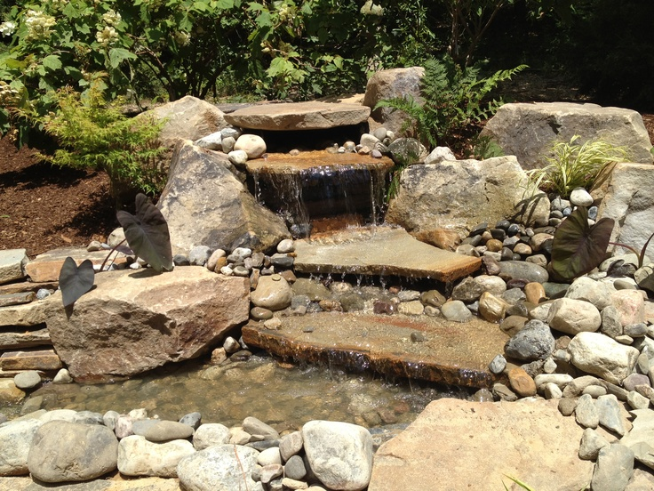 54 Best Images About Waterfall Pond Ideas On Pinterest 640 x 480