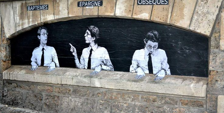 Wandering around the lovely city of Paris, street artist Levalet finds the best spots to glue, install and apply his art. He sees the street as his canvas and as a playground to have fun and to let others enjoy his great ideas. By always incorporating what the specific location offers him, all his pieces […]