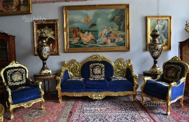 Arredamento moderno barocco dragtime for - Mobili barocco moderno ...