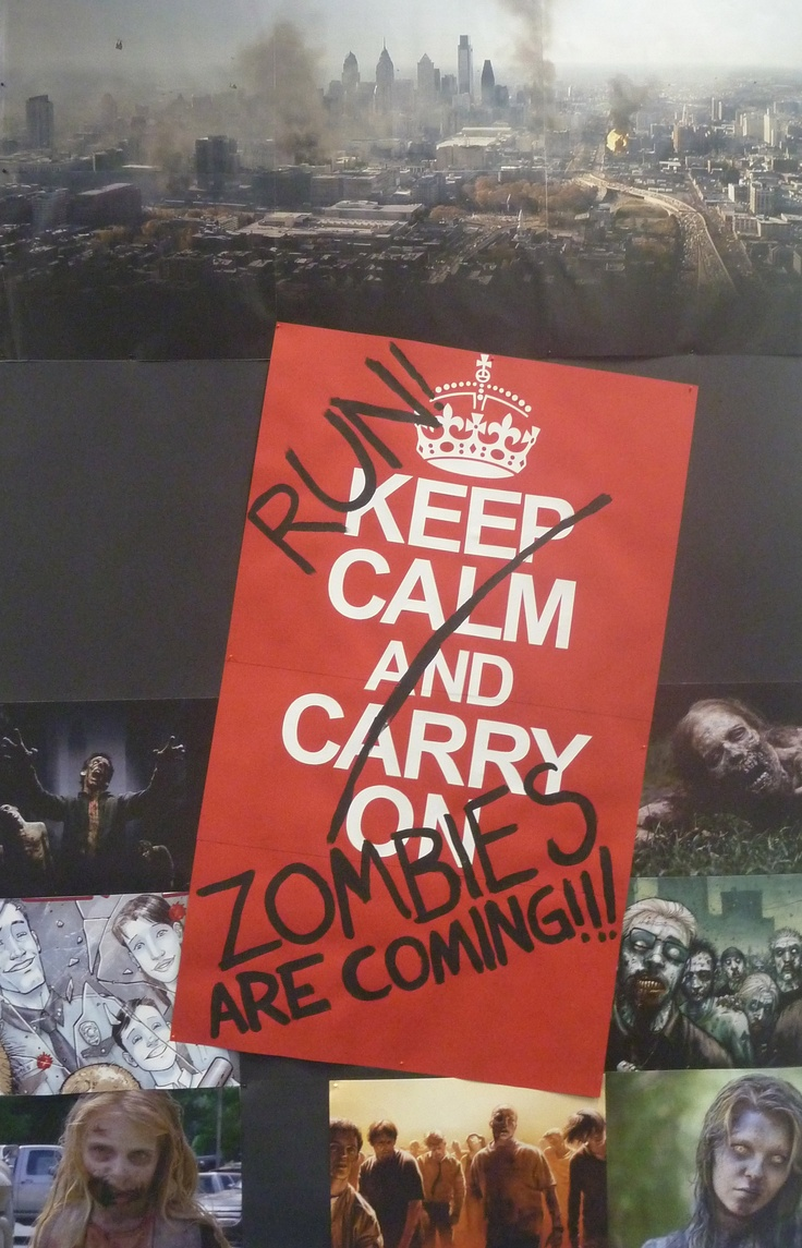 Keep calm and biohazard on keep calm and carry on image generator - Keep Calm And Carry On Zombies Are Coming