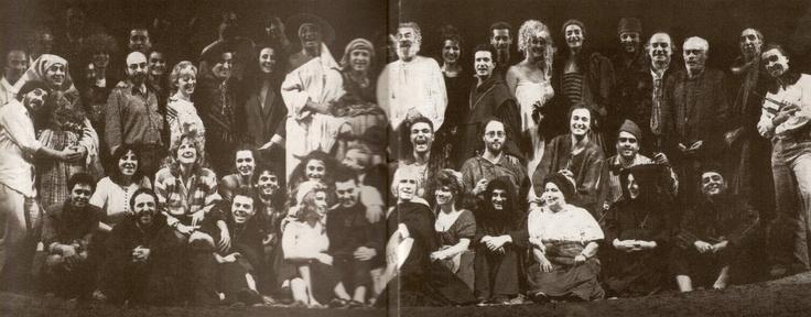 Il Candelaio ('91 - '92) (La Compagnia)