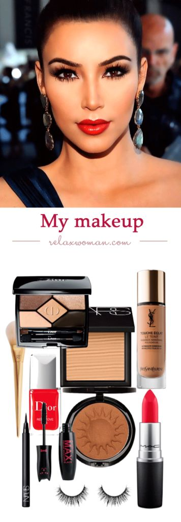 What make-up suits you #Make - up